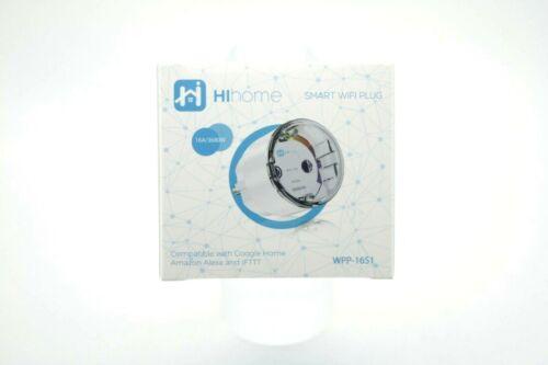 HIhome Smart WiFi Plug 16A//3680W WPP-16S1