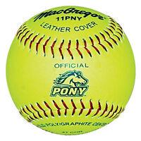 Macgregor Pony Approved 11 Softball - 1 Dozen on Sale