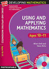 Using and Applying Mathematics: Ages 10-11 by Steve Mills, Hilary Koll (Mixed media product, 2009)