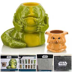 Star-Wars-Celebration-Exc-2017-Geeki-Tikis-Jabba-Hutt-Salacious-Crumb-Tiki-Mugs