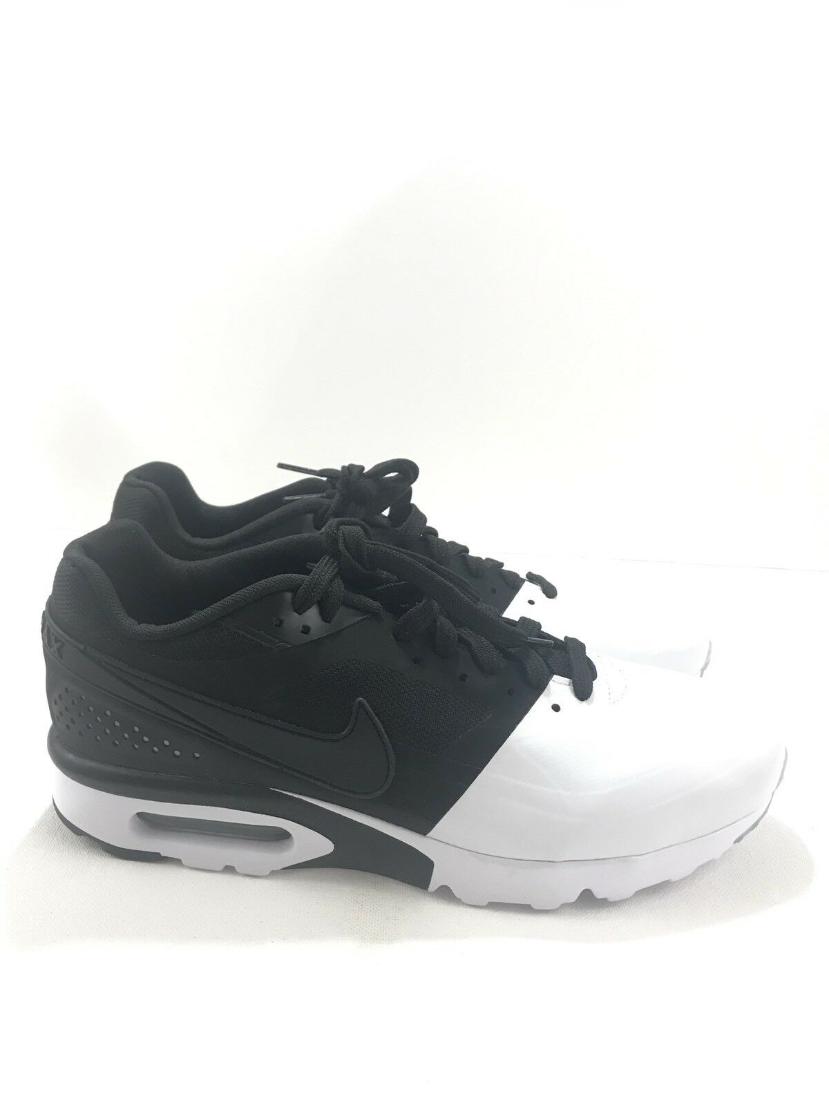 Nike Uomo Air Max BW Ultra SE Size 8.5 Running Shoes Nero White Oreo 844967-101