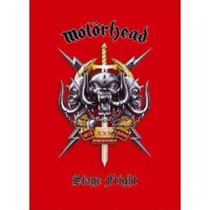 MOTORHEAD-034-STAGE-FRIGHT-034-2-DVD-NEW