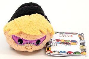NEW-Authentic-US-Disney-Parks-Marvel-Avengers-HAWKEYE-Mini-Tsum-Tsum-Plush-Doll