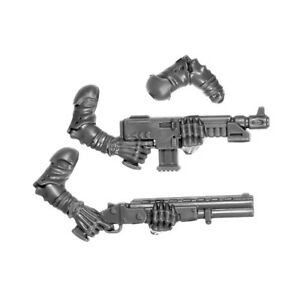 GCN51-BRAS-FUSIL-AUTO-POMPE-HYBRID-NEOPHYTE-WARHAMMER-40000-BITZ-W40K-49-50-51