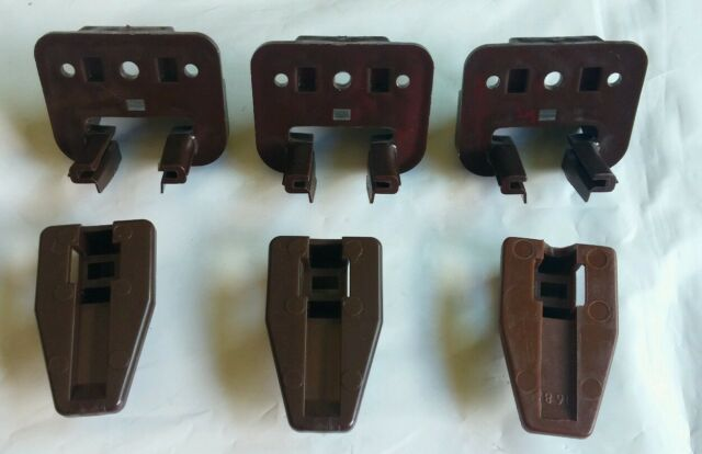 12 Drawer Replacement Part Guide Glide Stop Socket Kenlin Rite Trak Prime Line