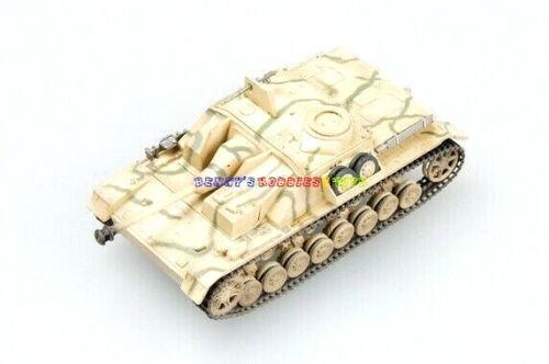 Sturmgeschutz IV New 1//72 WWII German Tank StuG IV Sd.Kfz.167 Easy Model