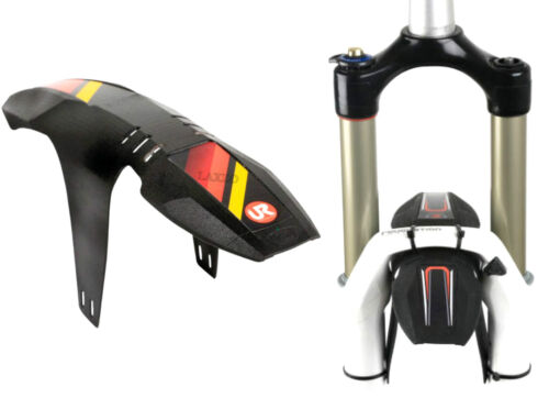 Zefal Deflector FM20 Front Clip-On Bike Mudguard Compatible with 26, 27.5& 29