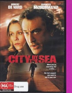 City-By-The-Sea-2G-DVD-2006-Region-4-Robert-DeNiro-Frances-McDormand