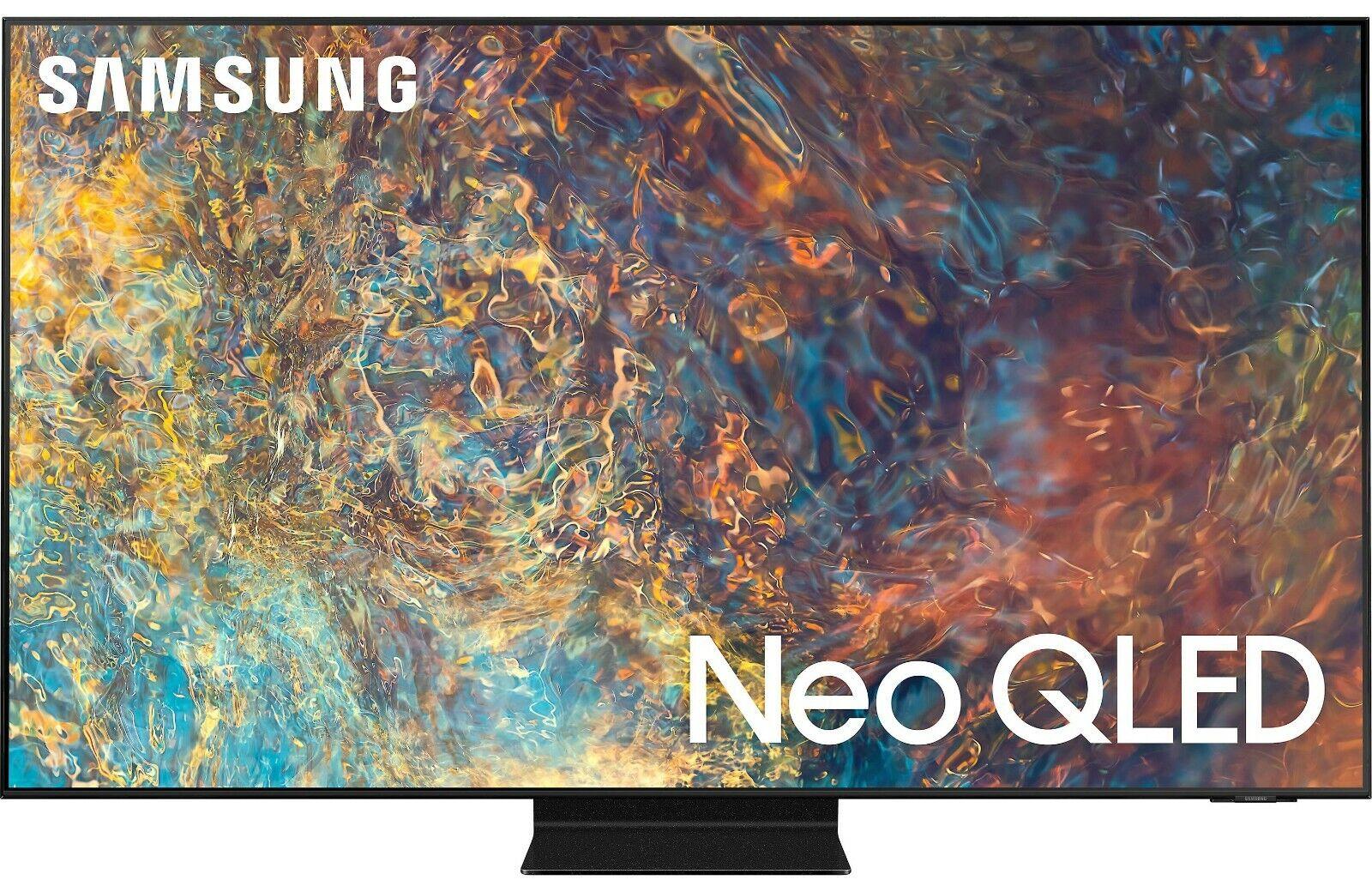 Samsung QN55QN90AAFXZA 55 4K QLED LED TV QN55QN90A 10 Bit 2021. Available Now for 1665.50