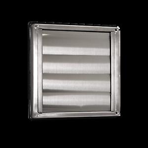 Grille Ventilation-acier Inoxydable-ø100/125/150mm (verrouillable)-) Fr-fr Afficher Le Titre D'origine