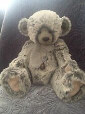 CHARLIE BEARS WILLIAM II 2ND RARE RETIRED LIMITED EDITION BEAR