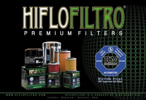 04-06; Filtre à huile HIFLO YFM Bj Yamaha Bruin 350