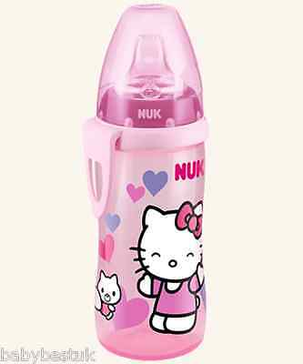 NUK Hello Kitty Active Cup 300ml with spout