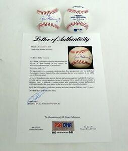 President-George-W-Bush-Signed-Autograph-MLB-Baseball-034-43-034-Inscript-PSA-DNA-COA