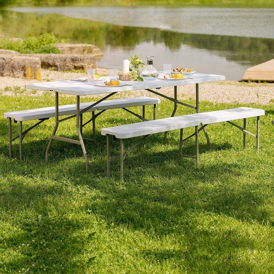 Bord og bænkesæt - Campingmøbler