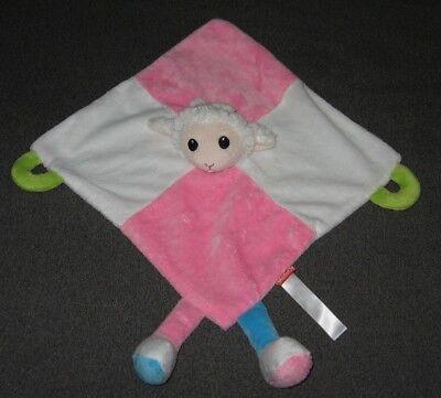 Schmusetücher Spielzeug Minifeet Schaf Schäfchen Rosa Weiß Kuscheltuch Schmusetuch Schnuffeltuch # 6 Durch Wissenschaftlichen Prozess