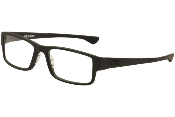 be45ea987c4 Oakley Eyeglasses Ox8046 01 Airdrop Ox8046-0157 Satin Black 57mm for sale  online
