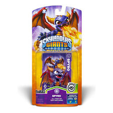 NEW HOT Skylanders Giants Adventure SPYRO Action Figure Skylander RARE Wii PS3