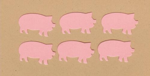 AccuCut Mini Pig-A#1 Die Cuts
