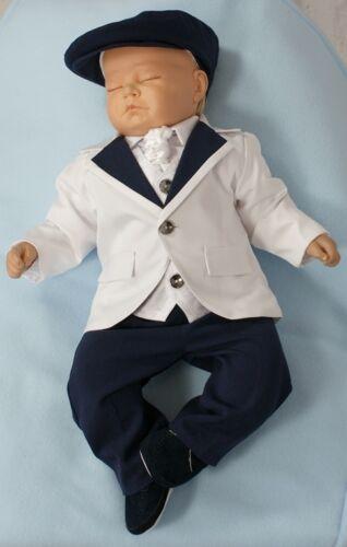 Nr.015C Kinderanzug Taufanzug Festanzug Babyanzug Anzug Taufgewand Neu