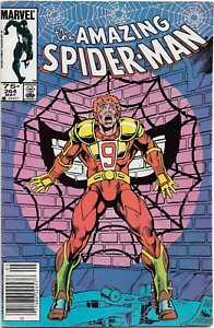 Amazing-Spider-Man-264-Marvel-Comics-1985-75-Cent-Canadian-Price-Variant-VF