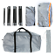 thumbnail 6 - Full-Size-Pickup-5-5ft-5-8ft-Short-Bed-Box-Compact-Truck-Tent-Camping-Outdoor