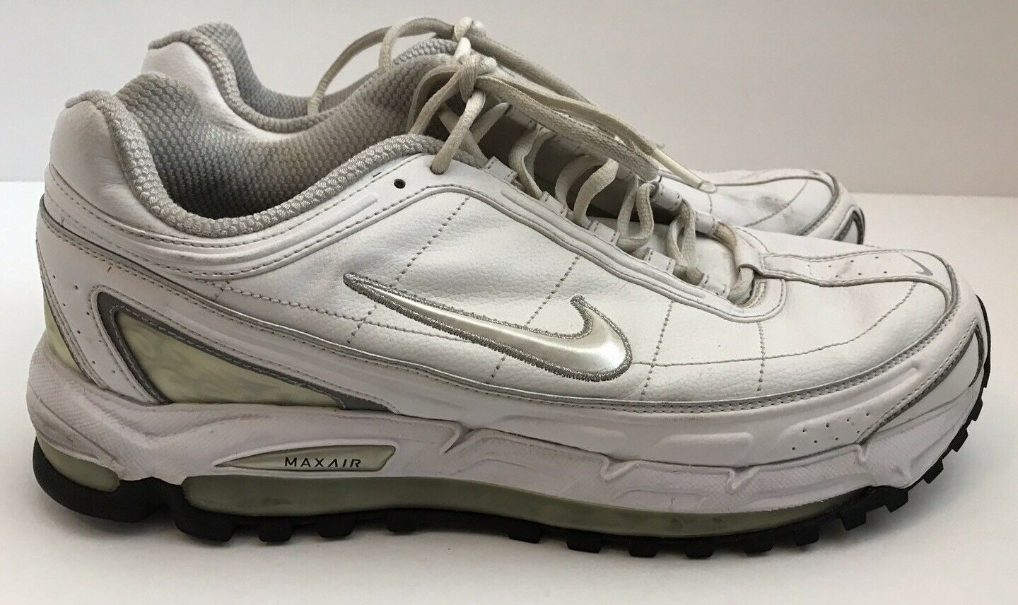 317d46f7b7530 Men s 2007 Nike Air Max Size 13 White 317442-111 Sneakers Sneakers Sneakers  Shoes e5b88c