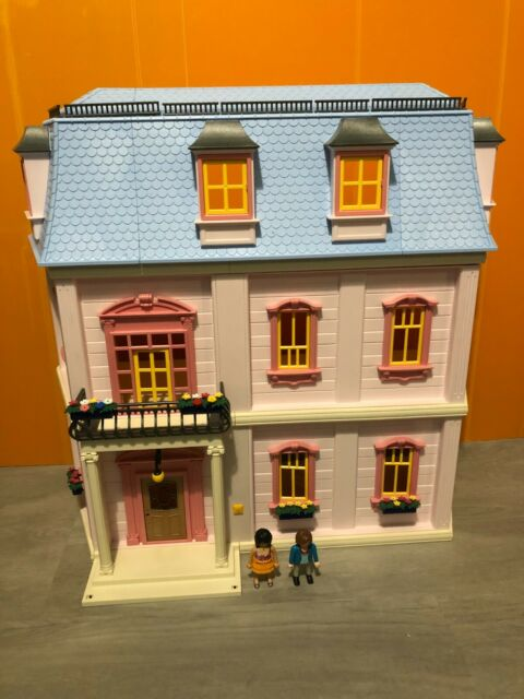 sympa maison moderne 5303   Playmobil (  dolly house   ) 1675