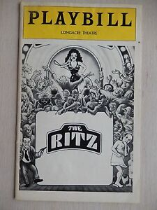 Dec-1975-Longacre-Theatre-Playbill-The-Ritz-Stubby-Kaye-June-Gable