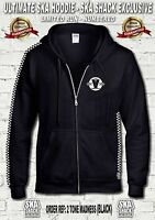 Black Hoodie - Madness Specials Selecter Beat Ska 2tone - High Quality Exclusive