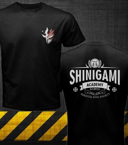 Shinigami Academy by Ichigo Kurosaki Bankai Seireitei Soul Society Bleach Shirt