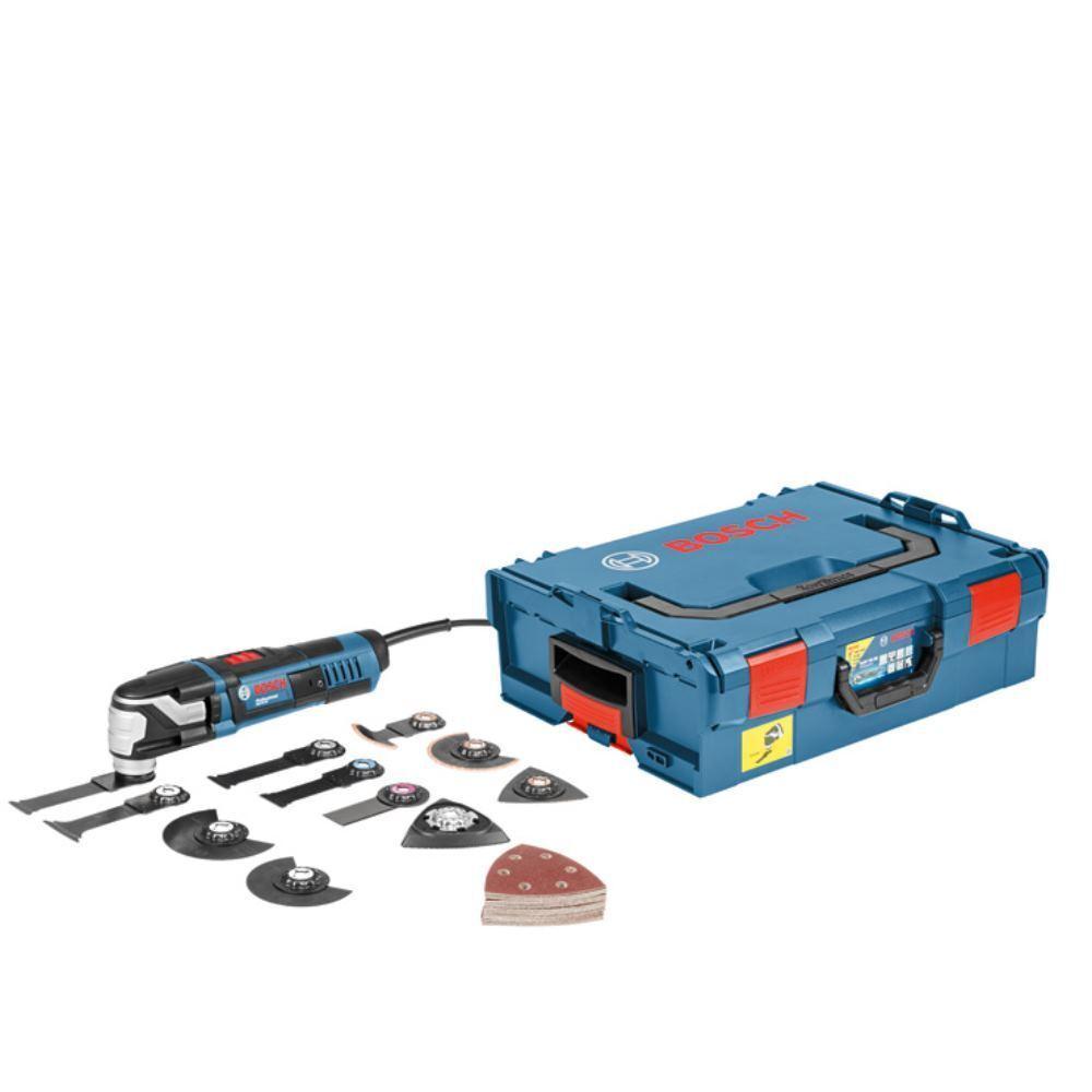 BOSCH Multifunktionswerkzeug GOP 55-36 mit Zubehör in L-Boxx 0601231101