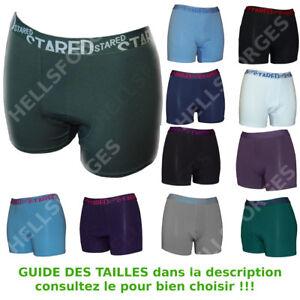 1-a-24-Boxer-Homme-Uni-Microfibre-M-L-XL-XXL-Lot-Pack-3-6-12-24-boxershorts-men