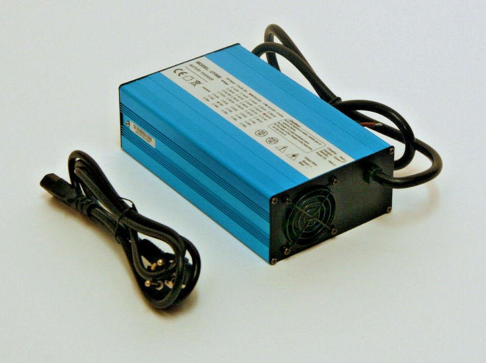 Ebike cargador 36v 48v 72v 5a 10a 15a, cargador de batería bicicleta eléctrica Pedelec Li-ion