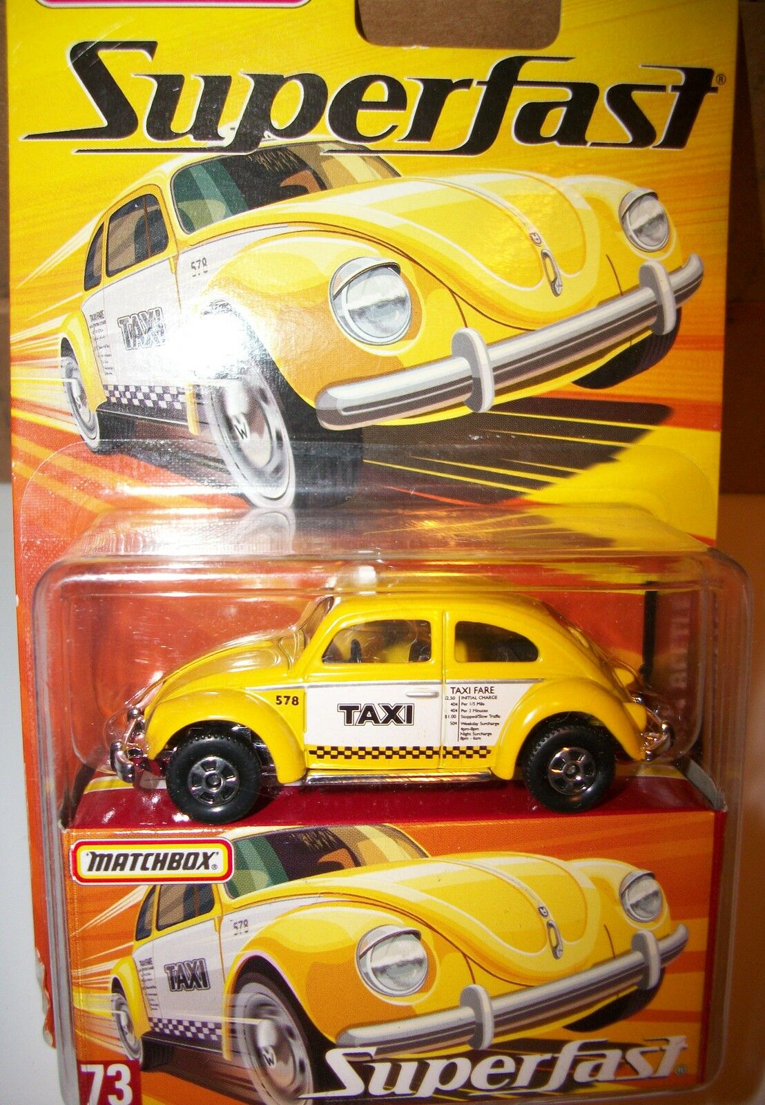 10 cars Matchbox VW Beetles  Old School style , all MOC, all different