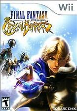 Final Fantasy Crystal Chronicles: The Crystal Bearers (Nintendo Wii, 2009)