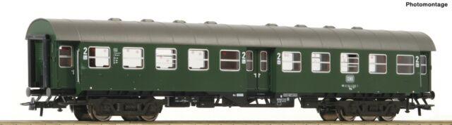 Roco H0 74576 - Umbauwagen 2. Klasse, DB  OVP