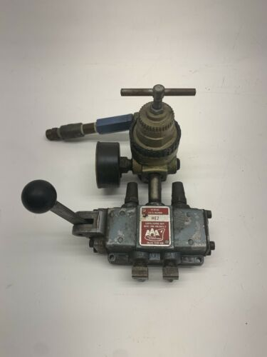 AAA HE2 General Purpose 250 PSI Max Air or Gas Valve