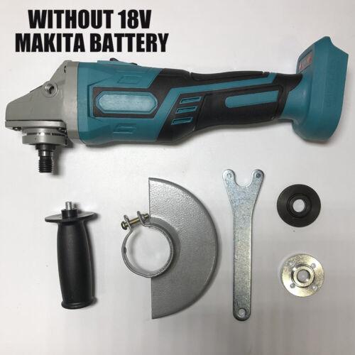 Ersatz für Makita Körper 18V Volt 125mm Bürstenloser Kabellos Winkelschleifer