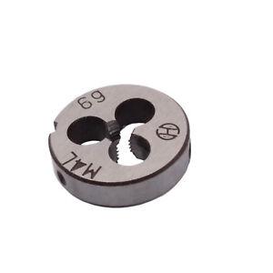 HSS 4mm x 0.7 Metric Die Left Hand Thread M4 x 0.7mm Pitch