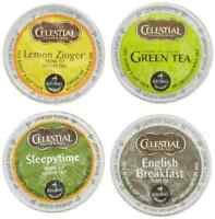 Celestial Seasonings Tea Sampler 22 K-cup Portion Pack For Keurig K-cup Brewers