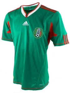 Adidas Mexico Home Men's Soccer Jersey- 2010 World Cup   eBay