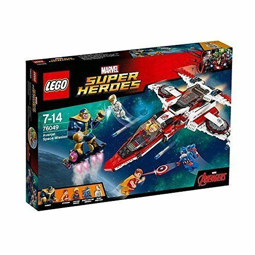 LEGO Super Heroes 76049  Avenjet Space Mission