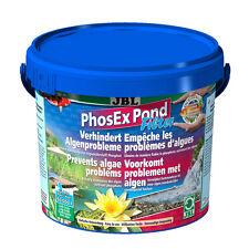 JBL PhosEX Laghetto Filtro 2,5kg - Alga Fosfato Algenmittel Stagno Lotta