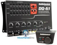 Audiocontrol Dq-61 6-channel Factory Sound Processor W/ Equalizer Signal Delay