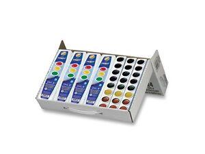Dixon Prang Oval Watercolor Master Pack