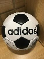 Adidas Official Match Ball Of Fifa World Cup-leather Football-hand Stitched