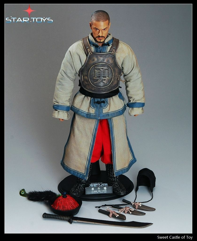 1/6 Star Toys The Warlords Jiang Wu-Yang 姜午陽 Special Ver Movie Action Figure