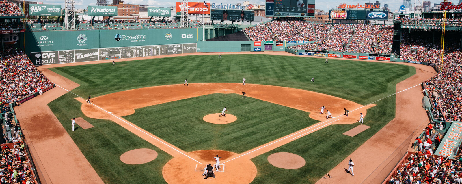 Seattle Mariners at Boston Red Sox