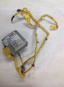 92 93 94 95 Honda Civic SRS airbag ecu and Wire Harness computer OEM | eBayeBay